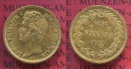 20 Francs Goldmünze 1831 A Frankreich, France Frankreich 20 Francs Loui... 330,00 EUR  + 8,50 EUR frais d'envoi