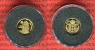 25 Dollars Minigoldmünze 1996 Niue Island 25 Dollar Minigoldmünze 1/25 ... 59,00 EUR  zzgl. 4,20 EUR Versand