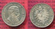 2 Mark Silbermünze 1888 Preußen Friedrich III. vz patina gereinigt  54,00 EUR  + 8,50 EUR frais d'envoi