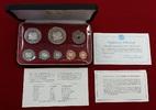 1 Toea bis 10 Kinas 1975 Papua Neu Guinea Proof Set 1975 8 Münzen Tierm... 45,00 EUR  + 8,50 EUR frais d'envoi