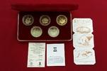 5 x 1 Crown Münzen 1979 Insel Man, Isle of Man Schiffsmotive Set PP Pol... 110,00 EUR99,00 EUR  +  8,50 EUR shipping