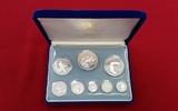 1 Cent - 10 Dollar Kursmünzensatz 1974 Belize Silber Proof Set Polierte... 65,00 EUR49,00 EUR  +  8,50 EUR shipping