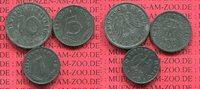1,5 und 10 Pfennig 1945 und 1947 Deutschland Allied Occupation WW II 1 ... 59,00 EUR55,00 EUR  zzgl. 4,20 EUR Versand