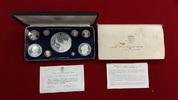 Kursmünzensatz bis 20 Balboas Silber 1977 Panama Kursmünzensatz PP - vi... 139,00 EUR  zzgl. 4,20 EUR Versand
