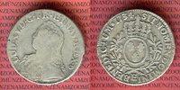 Ecu 1734 E Frankreich Louis XV., Ludwig XV. Tours s Schrötlingsfehler  137.99 US$ 120,00 EUR  +  9.77 US$ shipping