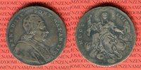 Scudo 1753 Vatikan Papst Benedikt XIV 1740-1758 ss kl. Henkelspur  160,00 EUR  + 8,50 EUR frais d'envoi