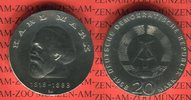 20 Mark Silbergedenkmünze 1968 DDR Silbergedenkmünze 150. Geburtstag Ka... 66.18 US$ 59,00 EUR  +  9.53 US$ shipping