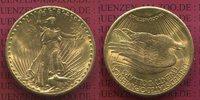20 Dollars Dollar Gold 1927 USA St. Gauden...