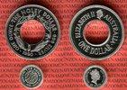 2 Silbermünzen 1990 Australien Holey Dollar and the Dump Polierte Platt... 38.14 US$ 34,00 EUR  +  9.53 US$ shipping