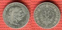5 Corona / Kronen Silbermünze 1900 Österreich Ungarn Franz Josef schön  21.31 US$ 19,00 EUR  +  9.53 US$ shipping