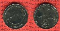 10 Mark 1978 DDR Gedenkmünze Erster Weltraumflug Sowjetunion und DDR pr... 7.85 US$ 7,00 EUR  +  9.53 US$ shipping