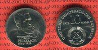 10 Mark Silbergedenkmünze 1979 DDR Gedenkmünze 175. Geburtstag Ludwig F... 105.45 US$ 94,00 EUR  +  9.53 US$ shipping