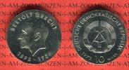 10 Mark Silbergedenkmünze 1973 DDR Gedenkmünze 75. Geburtstag Bertolt B... 35.90 US$ 32,00 EUR  +  9.53 US$ shipping