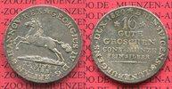16 Gute Groschen 1820 Braunschweig-Hannover George IV. fast vz * nicht ... 84.13 US$ 75,00 EUR  +  9.53 US$ shipping