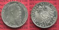 2 Mark Silbermünze 1911 D Bayern Bavaria Prinzregent Luitpold, 90. Gebu... 43.33 US$ 39,00 EUR  +  9.44 US$ shipping