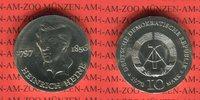 10 Mark Silbergedenkmünze 1972 DDR Gedenkmünze 175. Geburtstag Heinrich... 36.66 US$ 33,00 EUR  +  9.44 US$ shipping