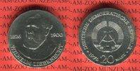 20 Mark Silbergedenkmünze 1976 DDR Gedenkmünze 150. Geburtstag Wilhelm ... 49.99 US$ 45,00 EUR  +  9.44 US$ shipping