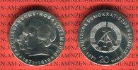20 Mark Silbergedenkmünze 1971 DDR Gedenkmünze 100. Geburtstag Karl Lie... 54.43 US$ 49,00 EUR  +  9.44 US$ shipping