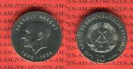 10 Mark Silbergedenkmünze 1973 DDR Gedenkmünze 75. Geburtstag Bertolt B... 36.66 US$ 33,00 EUR  +  9.44 US$ shipping
