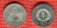 20 Mark Silbergedenkmünze 1977 DDR Gedenkmünze 200. Geburtstag Carl Fri... 65.54 US$ 59,00 EUR  +  9.44 US$ shipping