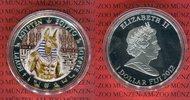 1 Dollar Farbmünze 2012 Fiji Anubis Ägyptischer Totengott PP in Kapsel  49.99 US$ 45,00 EUR  +  9.44 US$ shipping