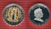 1 Dollar Farbmünze  Fiji Osiris Isis Horus Ägyptische Gottheiten PP in ... 49.99 US$ 45,00 EUR  +  9.44 US$ shipping