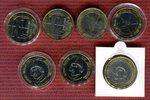 7 x 3 Euro verschiedene Slowenien Lot von 3 Euro Münzen - Nominalwert 2... 32.22 US$ 29,00 EUR  +  9.44 US$ shipping
