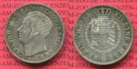 1 Taler Silber 1841 Sachsen Weimar Eisenac...