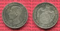 1 Taler Silber 1870 Sachsen Weimar Eisenac...