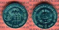 5 Mark 1975 DDR Gedenkmünze Internationales Jahr der Frau prägefrisch l... 8.89 US$ 8,00 EUR  +  9.44 US$ shipping