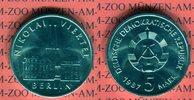 5 Mark 1987 DDR Gedenkmünze Nikolaiviertel Berlin prägefrisch, minimal ... 7.78 US$ 7,00 EUR  +  9.44 US$ shipping