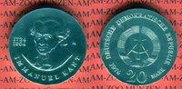 20 Mark Silbergedenkmünze 1974 DDR Gedenkmünze 250. Geburtstag Immanuel... 43.33 US$ 39,00 EUR  +  9.44 US$ shipping