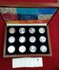 Satz 12 x 10 Euro Silbermünzen 2004 Griechenland Olympische Spiele Athe... 383.26 US$ 345,00 EUR  +  27.77 US$ shipping