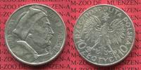 10 Zloty Silber Sobiesky 1933 Polen, Poland Pan Sobieski ss-vz  65,00 EUR  + 8,50 EUR frais d'envoi