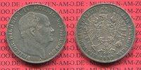 1 Vereinstaler Silber 1859 Brandenburg-Preußen Vereinsthaler Fr. Wilhel... 55,00 EUR  + 8,50 EUR frais d'envoi