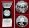 25 Pfund 5 Unzen Silber 1992 Falkland Inse...