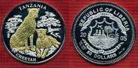 50 Dollar Silber Teilvergold. +Diamantei 2...
