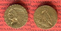 5 Dollar Goldmünze 1911 USA Indianerkopf Half Eagle Indian Head ss kl. ... 450,00 EUR  +  8,50 EUR shipping