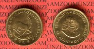 1 Rand Goldmünze 1971 Südafrika, South Africa Springbock Gold Kursmünze... 175,00 EUR  +  8,50 EUR shipping