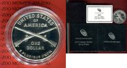 1 Dollar Silbermünze 2012 USA United States Mint, Infantry Soldier Silv... 69,00 EUR  Excl. 8,50 EUR Verzending