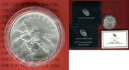 1 Dollar Silbermünze 2012 USA United States Mint, Infantry Soldier Silv... 69,00 EUR  +  8,50 EUR shipping