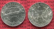 3 Mark 1930 F Weimarer Republik Gedenkmünz...