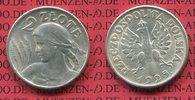 5 Zloty Silber 1925 Polen, Poland Punkt nach Datum London, Dot after da... 125,00 EUR  zzgl. 4,20 EUR Versand