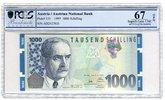 1000 Schilling 1997 Österreich Karl Landst...
