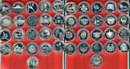 21 Münzen verschiedene Währungen 2003-2007 diverse Silbermünze FIFA Wor... 549,00 EUR  + 8,50 EUR frais d'envoi