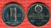 10 Mark Neusilber 1989 DDR Gedenkmünze 40 Jahre Rat für gegenseitige Wi... 19,00 EUR  + 8,50 EUR frais d'envoi