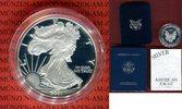 1 Dollar Silbermünze 2001 USA 1 Dollar 2001 American Eagle, 1 Unze PP i... 49,00 EUR  + 8,50 EUR frais d'envoi