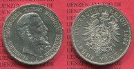 5 Mark Friedrich III. 1888 Silber 1888 Pre...