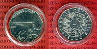 5 Euro Silbermünze 2003 Österreich Wasserkraft stgl in Kapsel  8.97 US$ 7,95 EUR  +  9.59 US$ shipping