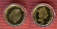 250 Dollars Goldmünze ca. 1/4 Unze 1991 Cook Islands Olymische Spiele B... 349,00 EUR  + 8,50 EUR frais d'envoi